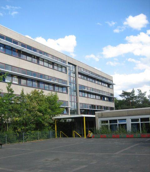 Schulzentrum liblar gottfried kinkel realschule erftstadt